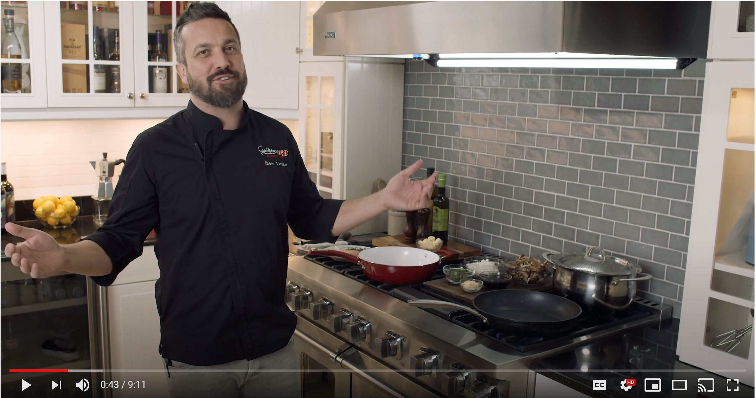 Celebrity Chefs - Who knew cooking at home could be so much fun!
